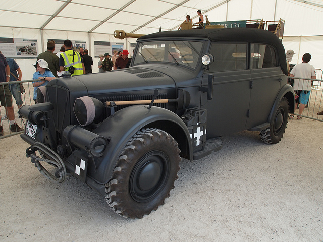 Horch 901 Kfz. 21